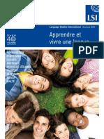 LSI UK French Euro Brochure
