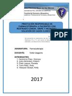 Farmacoterapia Informe 10 11