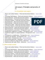 Medicine and Surgery Principles and Practice of Medicine and Surgery - Lecture Notes, Study Material and Important Questions, Answers