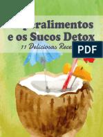 SES Superalimentos 11 Receitas Com Coco