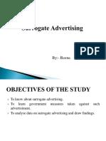 35158729 Surrogate Advertising Final Ppt
