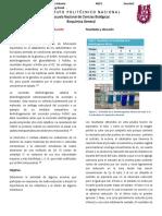 Bioquímica Reporte Reacciones Enzimáticas de Óxido Reducción