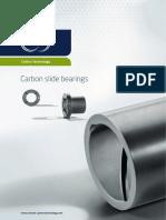 Schunk Carbon Technology Carbon Slide Bearings En