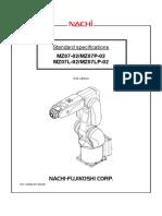 MZ07-02 Standard Specifications