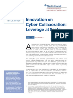 Innovation on Cyber Collaboration