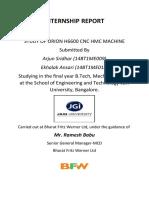 BFW report