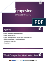 Understanding Office 365