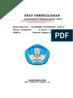 8. RPP Kelas 4 Tema 8 - Daerah Tempat Tinggalku