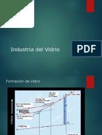 La Industria Del VIDRIO