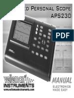 Usermanual Aps230 Sp