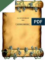 Ley Penal Tributaria - Monografia
