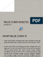 Temu 7 Value Chain Analysis