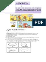 Qué Es La Historieta