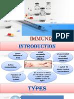 Immunization Ppt