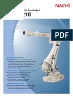 SRA166 210 Brochure