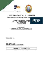 air legislation