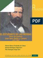 El Estudiante de las Hierbas. Diario del Botánico Juan Isern Batlló y Carrera (1821-1866).pdf
