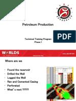 Pteroleum Production