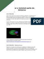 Materia Energia Escuras