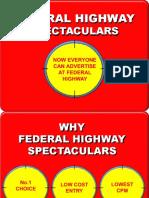 federal highway spectacular - april 2018 henry