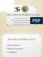 Micosis Superficiales Uss