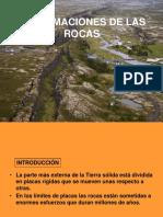 Deformaciones de Las Rocas
