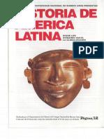 Historia de America Latina, Pagina 12, Intro