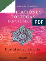 Meditaciones Toltecas Para El Dia a Dia