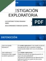INVESTIGACIÓN-EXPLORATORIA