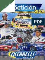 Catalogo Competicion Cicarelli