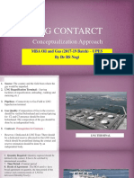 LNG Concept Conditions