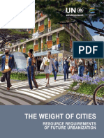 The Weight of Cities Full Report English
