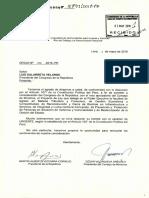Presidente Martin Vizcarra presenta Proyecto de Ley para la delegación de facultades por 60 días