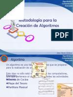 Metodologia para la creacion de Algoritmos