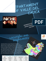 Departament of Valle Del Cauca