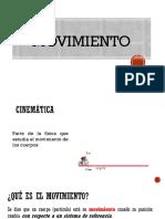 PPT4_Movimiento Rectilineo Uniforme
