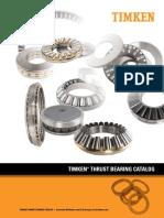 Timken Thrust Bearing Catalog