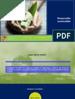 Sesión 11 - Desarrollo Sostenible