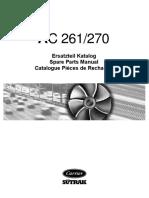 Spare Parts Sutrak AC261_270