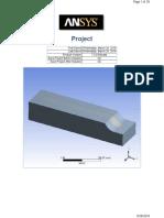 Report Simulation_Magnet B
