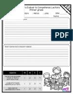 Rúbricas para evaluar la competencia lectora de primero a sexto grado de primaria.pdf