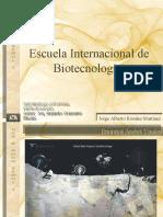 Escuela Internacional de Biotecnología