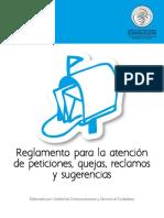 Manual Pqrs