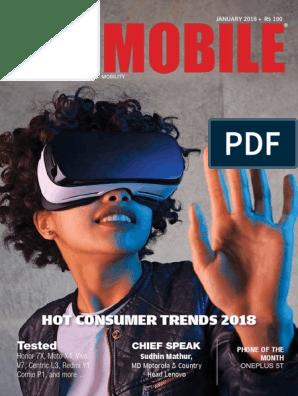 My Mobile January 2018 | Xiaomi | Smartphone