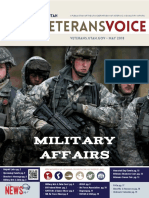 The Veterans Voice, May 2018 issue