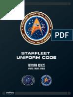 Starfleet Uniform Code 2410