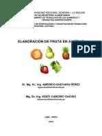 Separata Fruta en Almibar