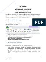 Tutorial Microsoft Project 17-18-1