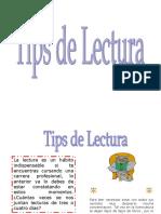Tips de Lectura