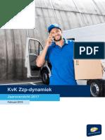 Kvk-Zzp Dynamiek Definitief